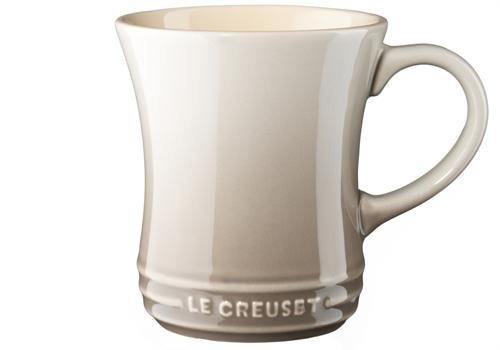 Le Creuset - Krus, buede sider, Nutmeg
