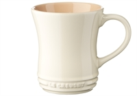 Le Creuset - Krus, buede sider, Pearl